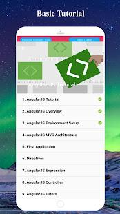 Download Learn Angular JS For PC Windows and Mac apk screenshot 2