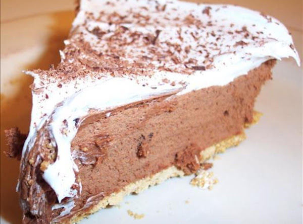 French Silk Chocolate Pie Recipe