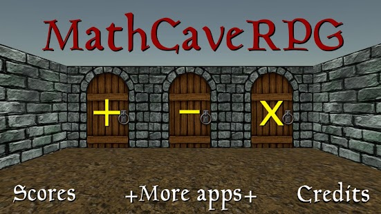MathCaveRPG- screenshot thumbnail