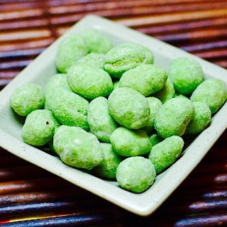 Wasabi Peanuts Recipes.