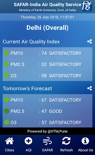 SAFAR-Air 2.0 screenshots 4