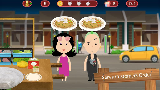 Nasi Goreng Frenzy  screenshots 3