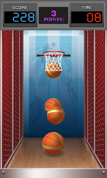 Basketball Shot screenshot 2