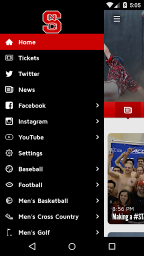 NC State Wolfpack 玩運動App免費 玩APPs