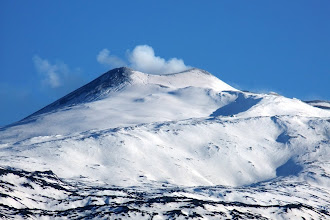 Photo: ETNA 3340mslm - bocca sommitale
