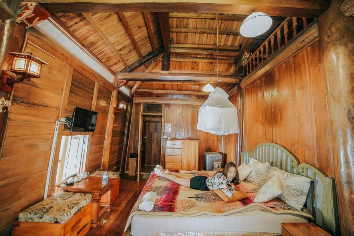 Cần phải chú ý đến cách đặt đồ vật bên trong phòng ngủ một cách tinh tế