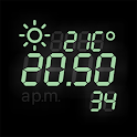 Weather Clock for Android Wear icon
