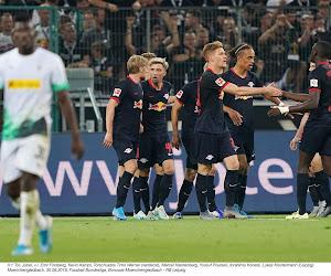 Leipzig prolonge un grand espoir du football allemand