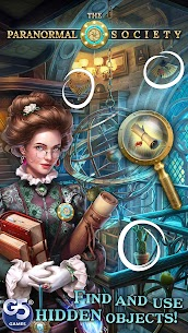 The Paranormal Society: Hidden Object Adventure 1