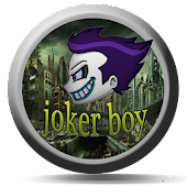 amazing joker boy