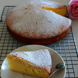 4 Ingredient Sweetened Condensed Milk Cake.