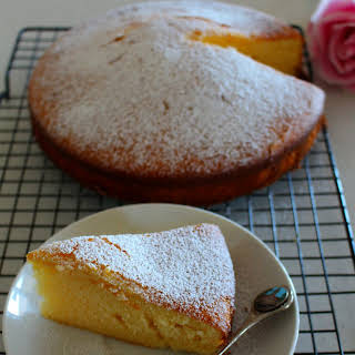 4 Ingredient Sweetened Condensed Milk Cake.