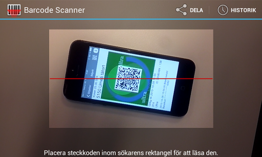 MobiTime Ticket Scanner
