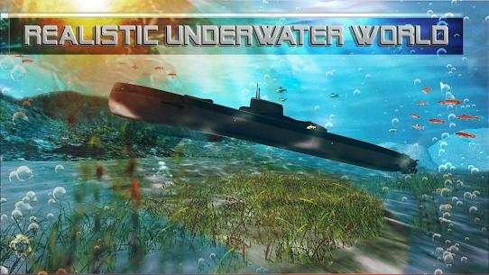 Submarine Simulator : Naval Warfare MOD (Unlimited Money) 2