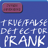 My True/False Detector Prank