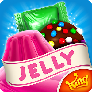 Candy Crush Jelly Saga for PC and MAC