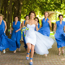 Wedding photographer Olga Galkina (solive). Photo of 14.06.2016