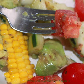 Tex Mex Tomato Salad