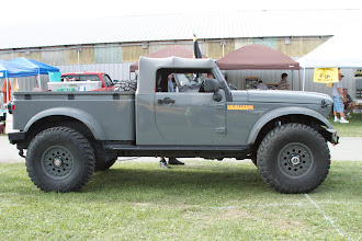 Photo: Bantam Jeep Heritage Festival 2011 BDS Suspension