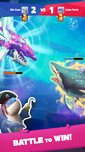 Hungry Shark Heroes 3.4 MOD + APK + DATA Download 1