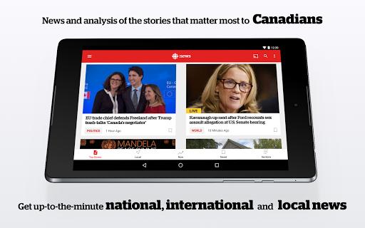 CBC News Apk apps 18