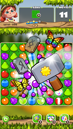 Fruits POP : Fruits Match 3 Puzzle android2mod screenshots 7