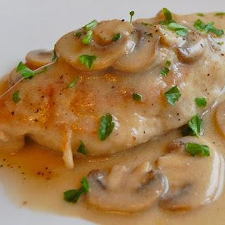 Chicken Breast With Mushroom Sauce Bake Recipes