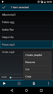 Clean Music Player App Download For Android 3