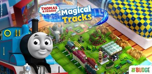 Thomas et ses amis : Les Rails magiques APK 0