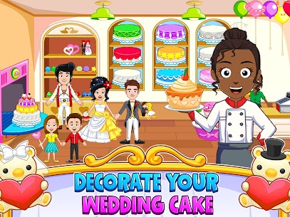 My Town: Wedding Mod Apk (Full Unlocked) 9