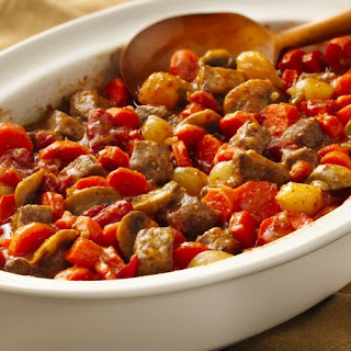 Swiss Steak Casserole Recipe