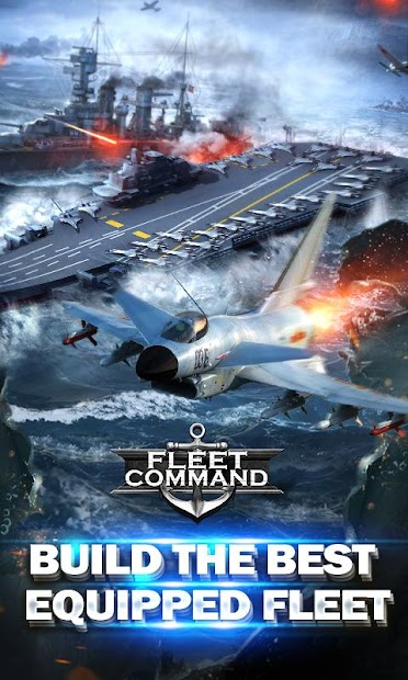 Fleet Command – Kill enemy ship & win Legion War Android App Screenshot