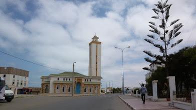 Photo: die Moschee