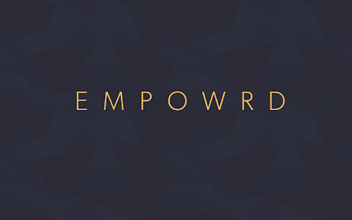 Empowrd- screenshot thumbnail