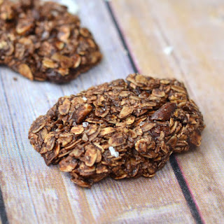 Chocolate Coconut Granola Bars.
