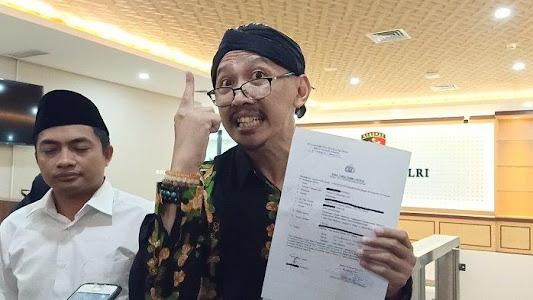 Kapolri Jenderal Listyo Ditantang Tangkap Abu Janda, MUI: Masyarakat di Mana-mana Sudah Berteriak - Tribunnews.com
