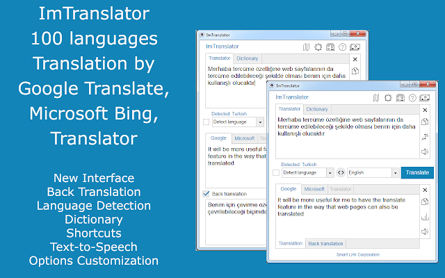 ImTranslator: Translator, Dictionary, TTS