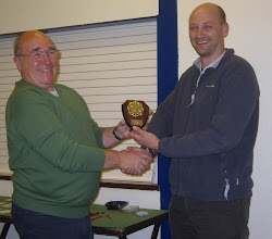 Photo: Club Coin 1st - Tony Brown - presented by Kurt Adams