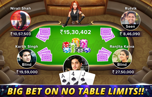 Classic Teen Patti -3Patti android2mod screenshots 6