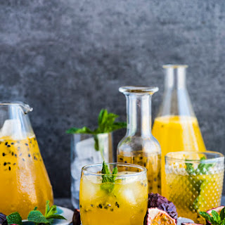 Passion Fruit Alcohol Recipes
