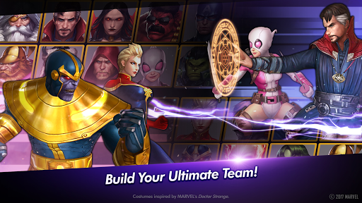 MARVEL Future Fight screenshot 11