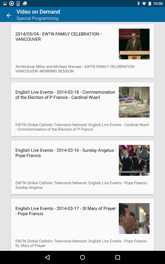 EWTN- screenshot