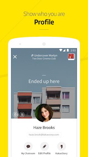 KakaoTalk: Free Calls & Text screenshot 5