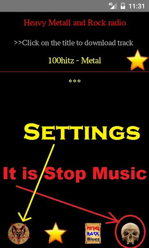 Heavy Metal & Rock music radio ss2