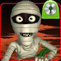 Scary Mummy - GO Locker Theme icon