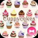 ★FREE THEMES★Cuppycakes icon