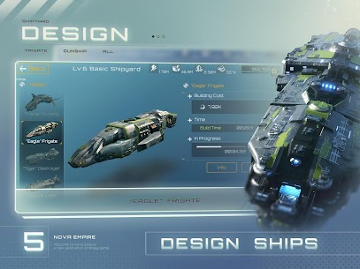Nova Empire: Space Commander 5