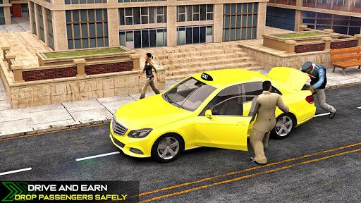 New Taxi Simulator u2013 3D Car Simulator Games 2020 android2mod screenshots 6