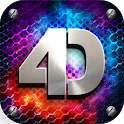 Live Wallpapers 4Κ & Backgrounds 3D/HD : GRUBL™ icon