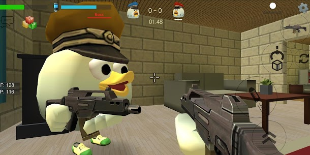 Chicken Gun Mod Apk (Unlimited Money) 4